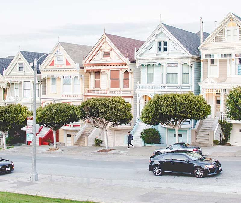 Meet the painted ladies of Beacher Street